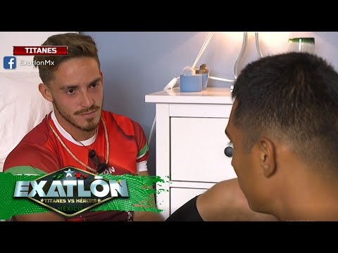 Confrontación en el equipo de Titanes ¡Heliud y Aristeo se encaran! | Episodio 85 | Exatlón México