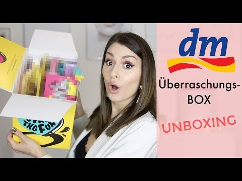 NEU‼️ DM ÜBERRASCHUNGS-BOX l WELCHER WERT?! 💸 + Verlosung   Sara Desideria
