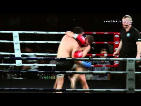 4K Ultra HD Xplosion video Mirkko Moisar Estonia vs Stanislav Kazantsev Russia 15 March 2014