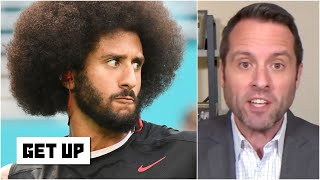 NFL teams haven't shown a strong interest in Colin Kaepernick - Dan Graziano | Get Up