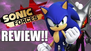 Sonic Forces Review: WHAT'S NEXT FOR SONIC TEAM??
