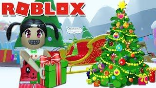 ShuliBaby MANAGES PER SALVARE IL NATALE!! - Il Grinch in Roblox parte 2
