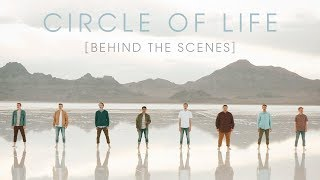Behind the Scenes   Circle of Life   BYU Vocal Point