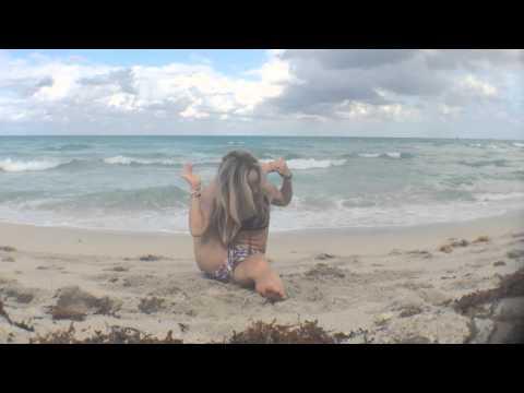 Miami Beach Yoga: Leg Behind The Head Demo