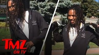 Fetty Wap Brought $165,000 To Pay a $360 Fine | TMZ TV