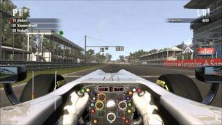 F1 2011 Multiplayer Gameplay (PC)