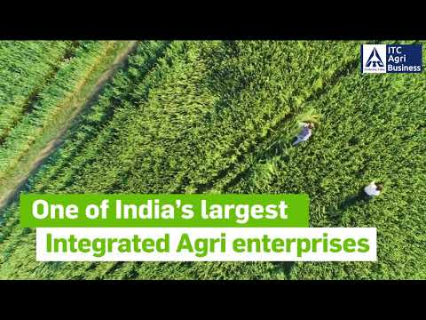 ITC Agri-Business: Adding value to Indian Agriculture