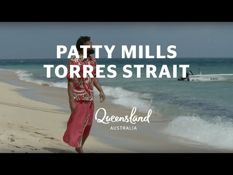 Patty Mills returns home to the Torres Strait
