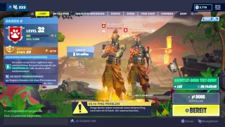 Fortnite Live German 1.5K Large Special Abozocken, Same Skin, everyone is allowed to participate