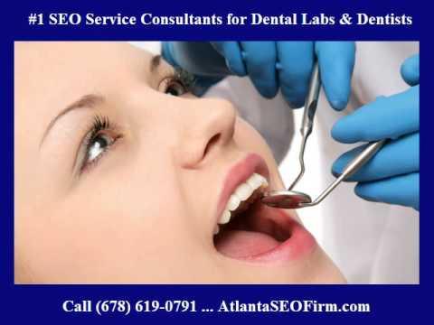#1 SEO Services Consultant For Dental Labs & Dentists In Atlanta GA