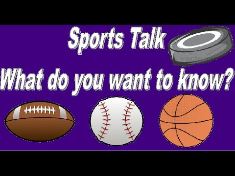 Admiral's Sports Report Week 1- Let's Get it Started!