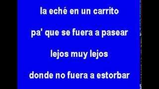 Karaoke La Eche En Un Carrito - Polo Urias