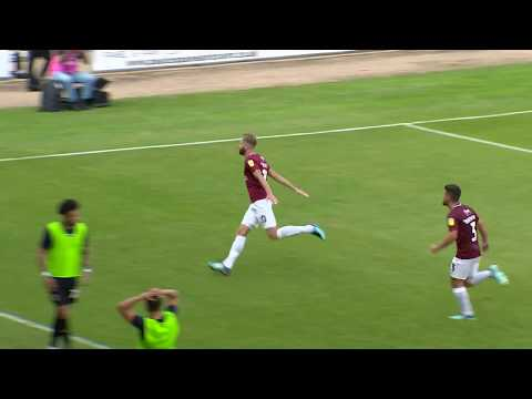 HIGHLIGHTS: Northampton Town 2 Cambridge United 2
