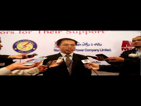 Laos pushes for energy integration