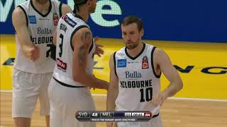 Sydney Kings vs. Melbourne United - Game Highlights