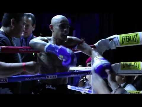 Inside The Fight: USA Vs. Thailand Episode 2 - Romie Adanza Vs. Lansuanlek Sapirapa