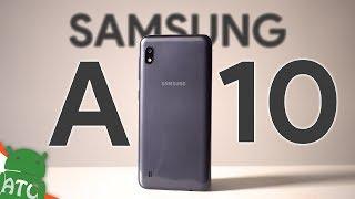 Samsung Galaxy A10 Review in Bangla | ATC