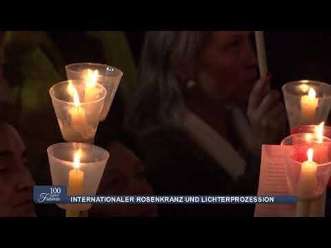 Vigil for the 100 Year Anniversary of Fatima Oct 12, 2017