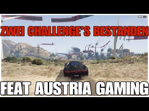 ZWEI Challenge's bestanden! feat AUSTRIA GAMING | Let's Gore GTA5 online together