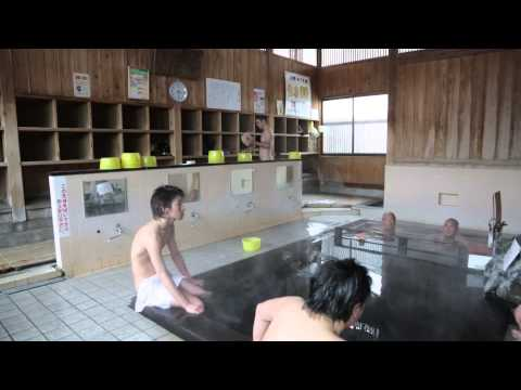 How To Take An Onsen