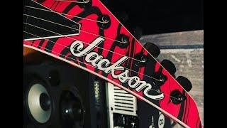 JACKSON SLXDX X-SERIES SWIRL CLOSE UP