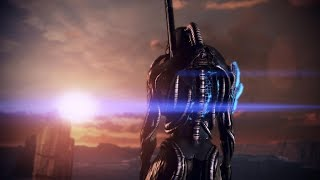 Mass Effect 3.  По другому никак.