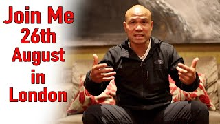 Health Wealth and Oneness Join Master Wong in London