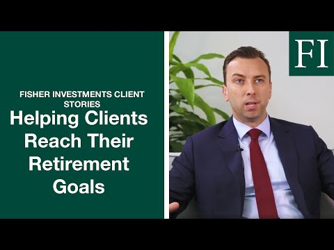 Fisher Investments Client Story | Josh Cole [NEW]