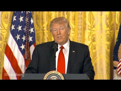 Trump Claims 'Incredible' Progress, Lashes Out at Media