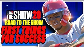 MLB The Show 20 Tips: Find Success in Road to the Show!