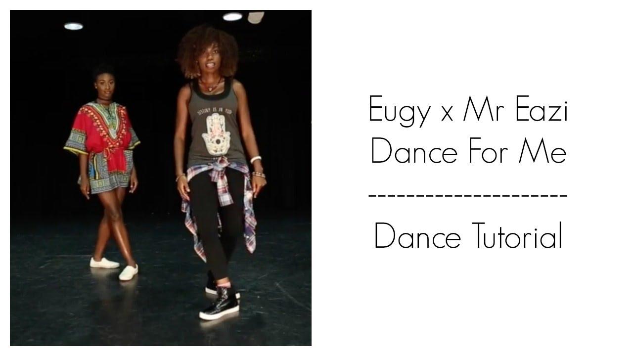 Eugy x Mr Eazi - Dance For Me Dance Tutorial