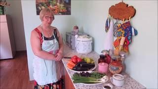 Как приготовить соте из баклажанов в мультиварке