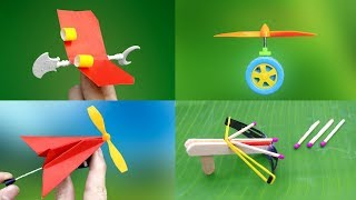 7 Amazing DIY TOYS