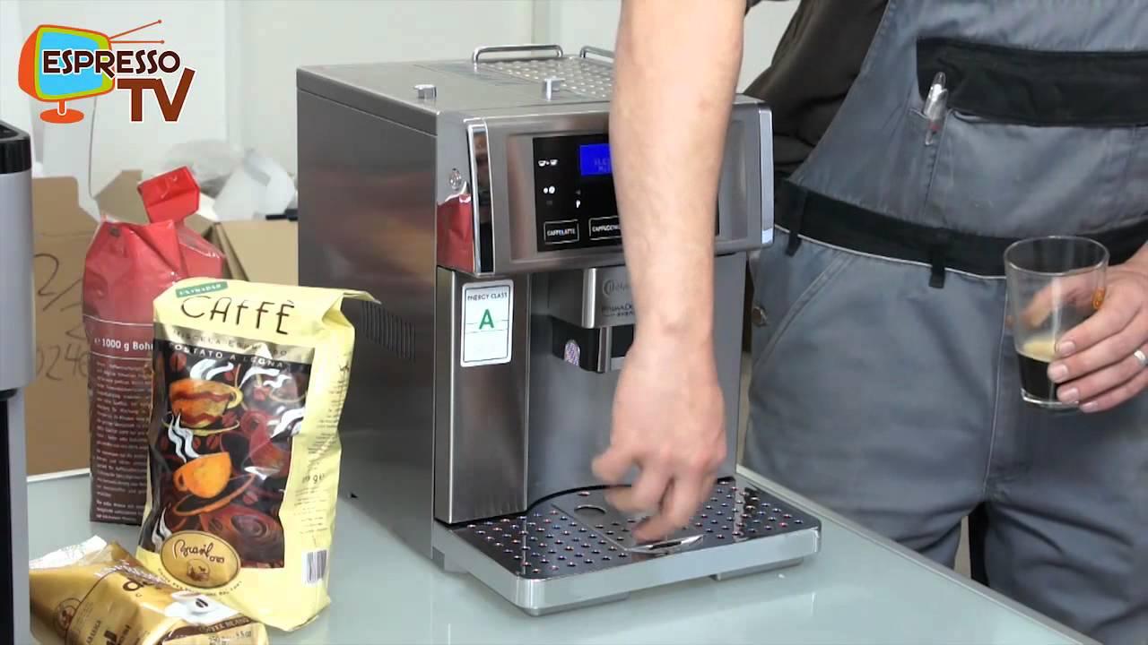 Delonghi Kaffeemaschine Mahlwerk Einstellen : Delonghi primadonna avant ex2 entnahme der brüheinheit youtube