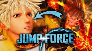 all costumes jump force