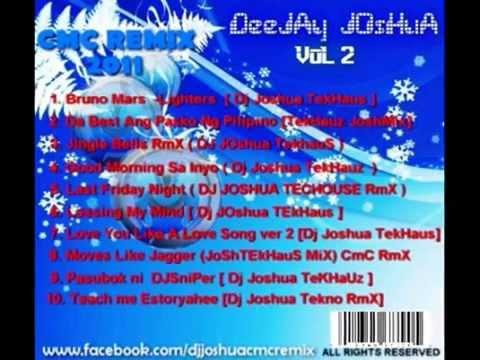 Dj joshua vol2 (cebu mix club) cmc records 2011 + freedownload.