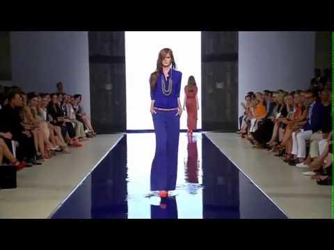Escada   Spring Summer 2012 Full Fashion Show   Exclusive