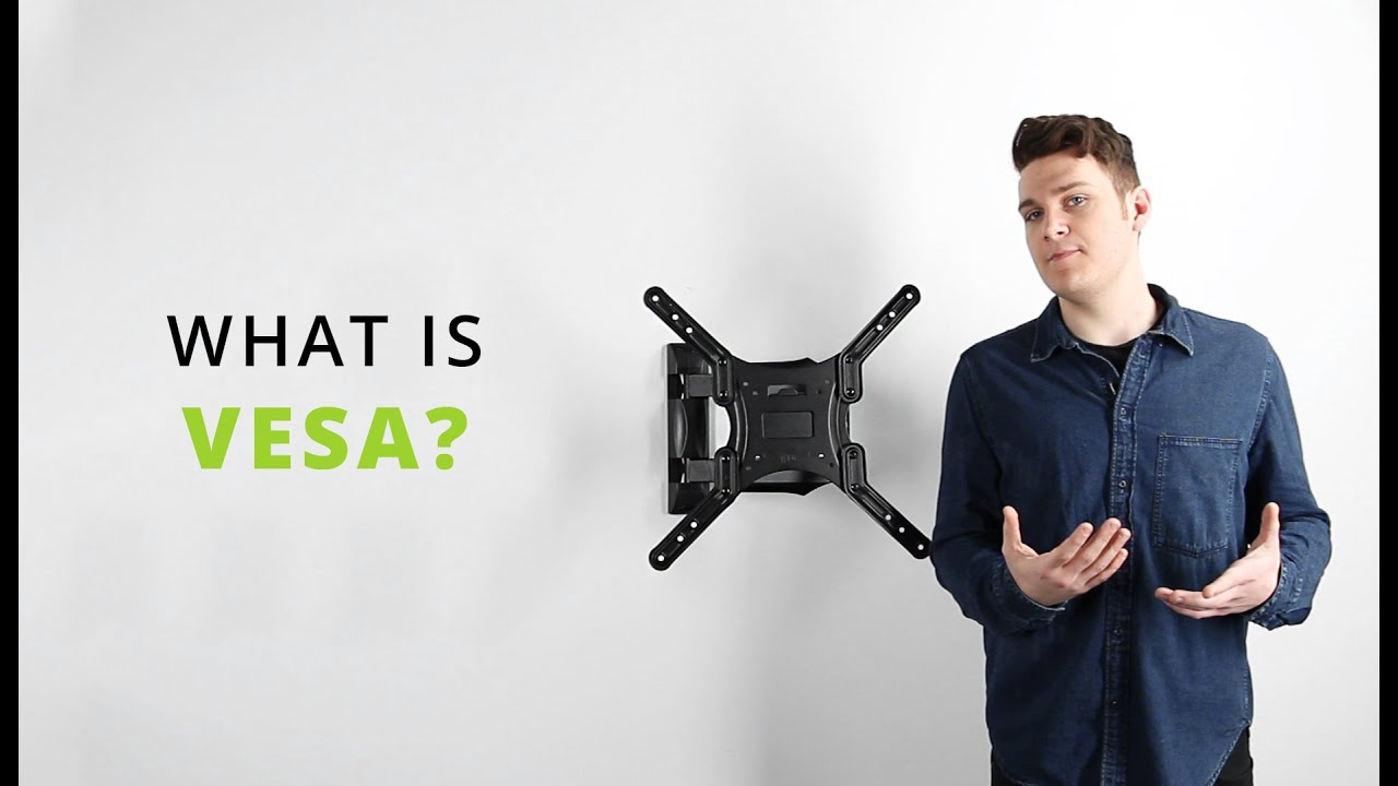 What Is Vesa How To Find The Right Vesa Mount For Your Tv Kanto Solutions Youtube