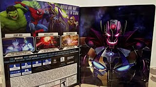 Marvel Vs. Capcom Infinite Deluxe Edition Unboxing!