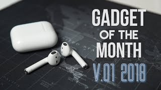 BIT Gadget of The Month - Januari 2018!!