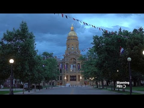 Capitol Complex, Cheyenne - Our Wyoming