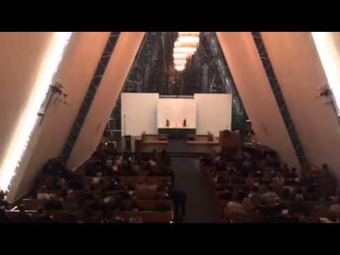 Salme tromsdalen kirke