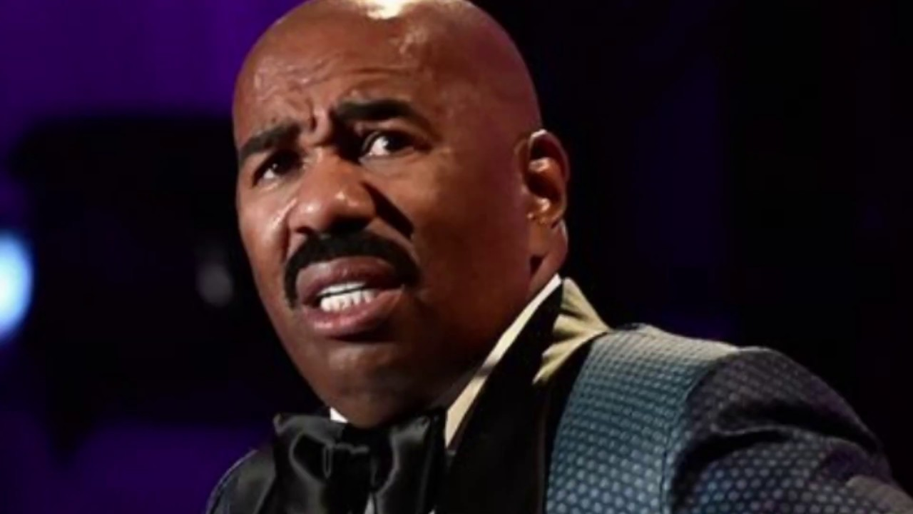 Steve Harvey FINALLY Responds To Getting Fired TWICE! Did He Forget His Place?