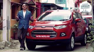 Discover Mumbai with Ford EcoSport