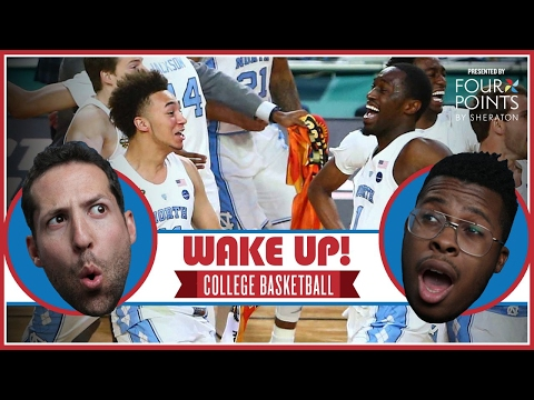 UNC Grinds Its Way To The 2017 Championship | Wake Up, Colle