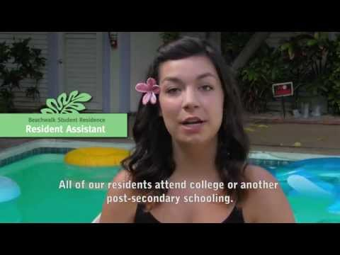 Interview   The Beachwalk Student Residence      Hawaii Accommodation