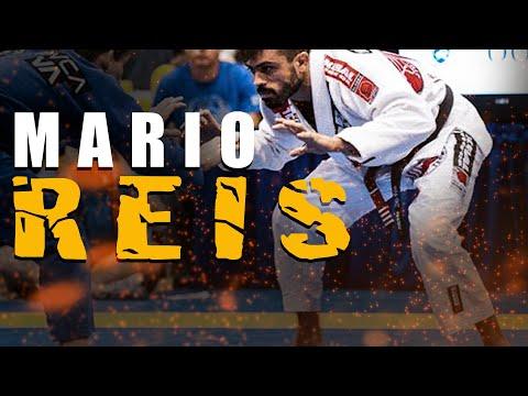 Mario Reis Explosive Arm Lock Finish! | IBJJF Worlds 2007