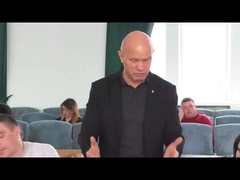NizhynTB: 50 сесія Ніжинської міської ради VII скликання 16.01.2019