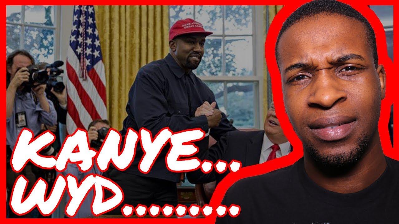 Let's Talk About Kanye West...