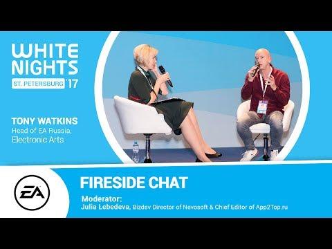 Tony Watkins (Electronic Arts) - Fireside Chat